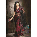 New Multi Color Designer Net Sarees