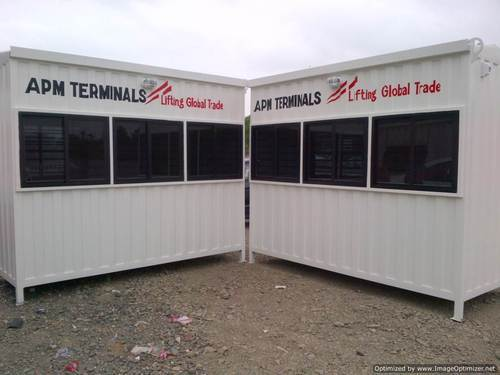 Portable Security Offices