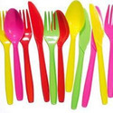 Kids Plastic Cutlery Set