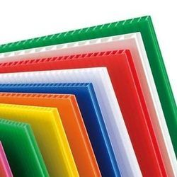 Plastic Corrugated Sheets 4mm Corrugated Plastic Sheet