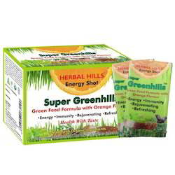 Super Greens Food Supplement