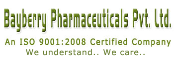 Bayberry Pharmaceuticals Pvt. Ltd.