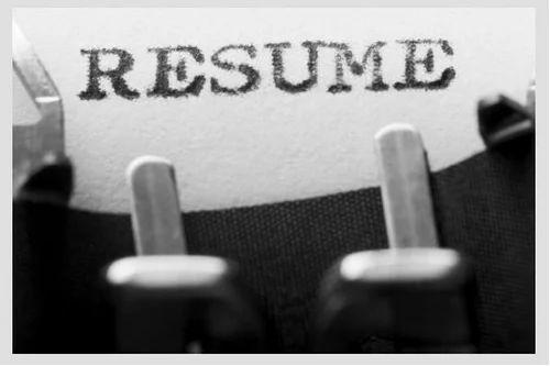 Expert resume writing