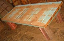 Reclaimed Rustic Coffee Table