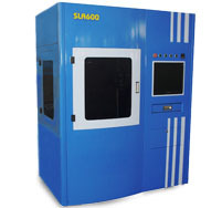 SL600 Rapid Prototyping System