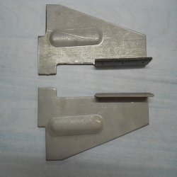 ss brackets with lh and rh