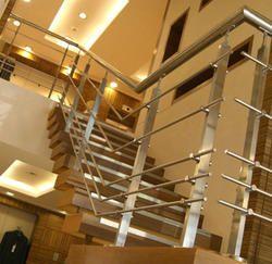 stainless steel 5k baluster railing