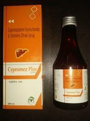 Cyproheptadine HCL, Tricholine Citerate