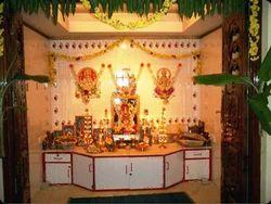 Indian Pooja Room Design