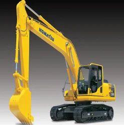 Komatsu Excavator Repair Services