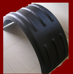 plastic wheel covers mud guard