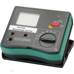 Digital High Voltage Insulation Tester DIT5100
