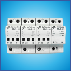 surge protector class b