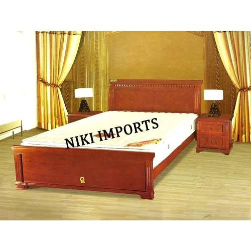 Single Wooden Cot