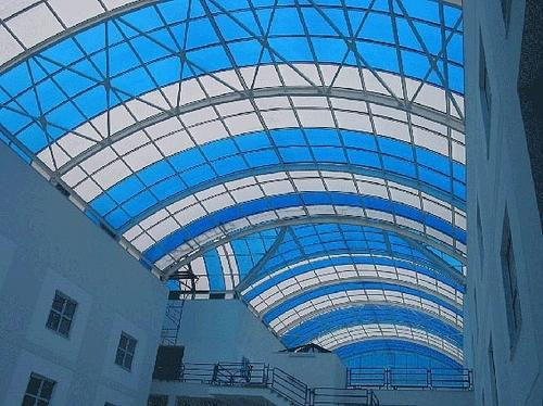 Glass Roofing Solutions Glass Translucent Roofing