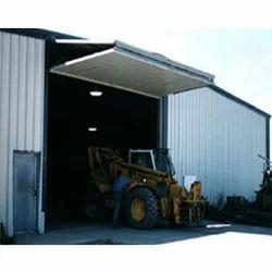Automatic Rolling Shutter - Industrial Folding Doors Manufacturer ...