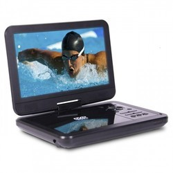 7 portable dvd player with usb sd tv av in out
