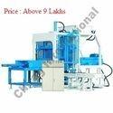 Ash Bricks Machine