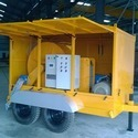 Cable Pulling Capstan Winch - Electrically Operated