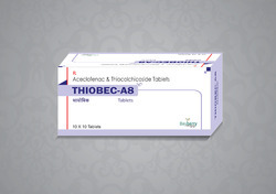 Thiocolchicoside Tablets