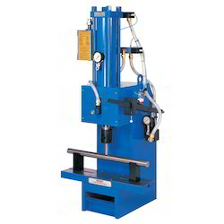 Shaft Straightening Press