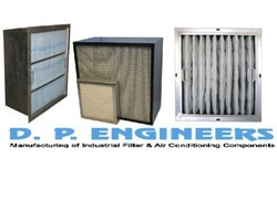 Industrial AHU Filters