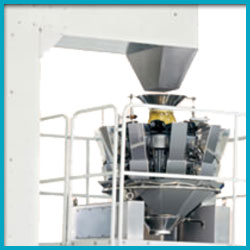 Complete Machinery for Pouch Packaging