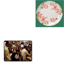 Serving Plate For Restaurant
