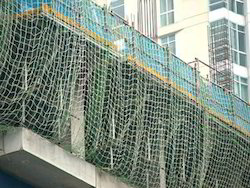 Double Cord Safety Nets