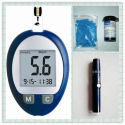 Smart Care Blood Glucose Monitor Accessories