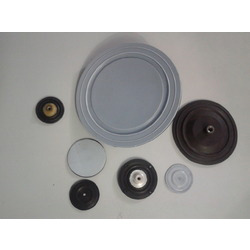 Rubber PTFE Diaphragm