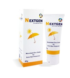 Sun Screen Gel