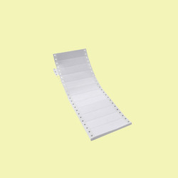 Plain Self Adhesive Labels
