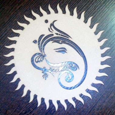 Wedding Card Designs Ganesha Wedding Card Design Manufacturer From