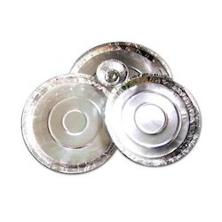 Silver Laminated Paper Plate. Click to Zoom  sc 1 st  Hariram Engineering & Paper Plate Raw Material - Silver Paper Plate Raw Material ...