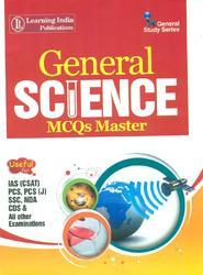 General Science MCQs Master - Book