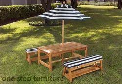Outdoor Kids Furniture