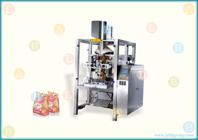 Automatic Mesh Type Bag Packaging Machine
