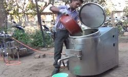 Amla Juice Making Machine