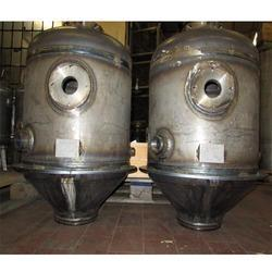 Conical Bottom Vessel