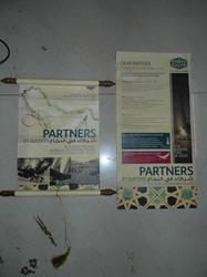 Handmade Old Look , Printer Compatible Papers For Scroll S