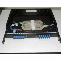 Fiber Optic Communication System Fiber Termination Units