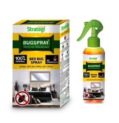 Bug Spray - Herbal Bed Bug Spray