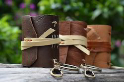 Mini Leather Journals for Dollhouses, Jewelry Designers