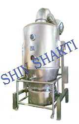 cGMP Fluid Bed Dryers