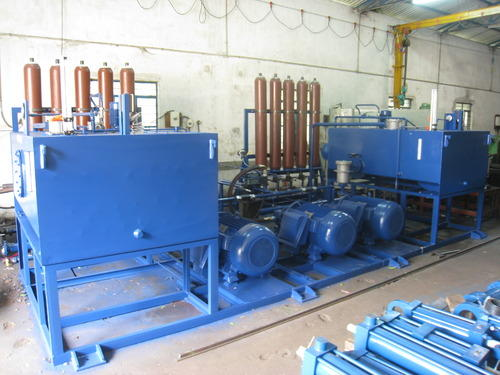 Wagon Loading Power Pack