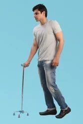 Walking Stick Quadripod