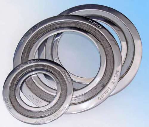 Industrial Gaskets Spiral Wound Gasket Exporter From Mumbai