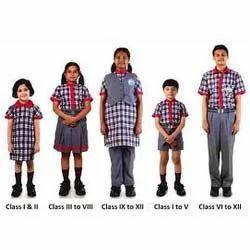 K V Summer School Uniforms