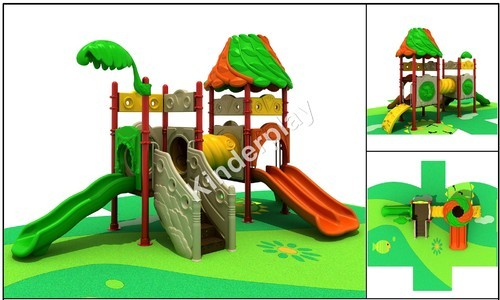 IPS-L541 Plastic Play Equipments